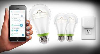 Snart kan det komme <em>billige</em> smartlyspærer