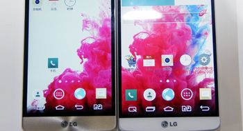 LG G3 får en mer kompakt oppfølger