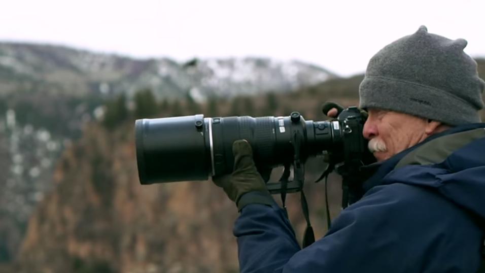 Lær fotoferdigheter med erfaren National Geographic-fotograf