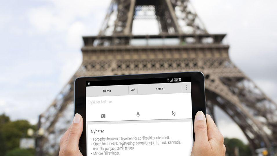 Kan du gjøre Googles oversettelse bedre?
