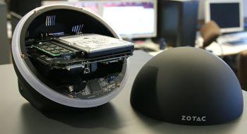 Test: Zotac Zbox Sphere OI520