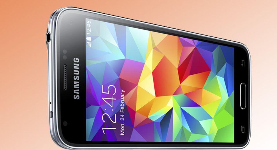 Samsung har lansert Galaxy S5 Mini