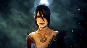 Dragon Age: Inquisition er et av spillene i «hvelvet».