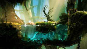 Vakre Ori And The Blind Forest ser ut til å kunne trollbinde de fleste.