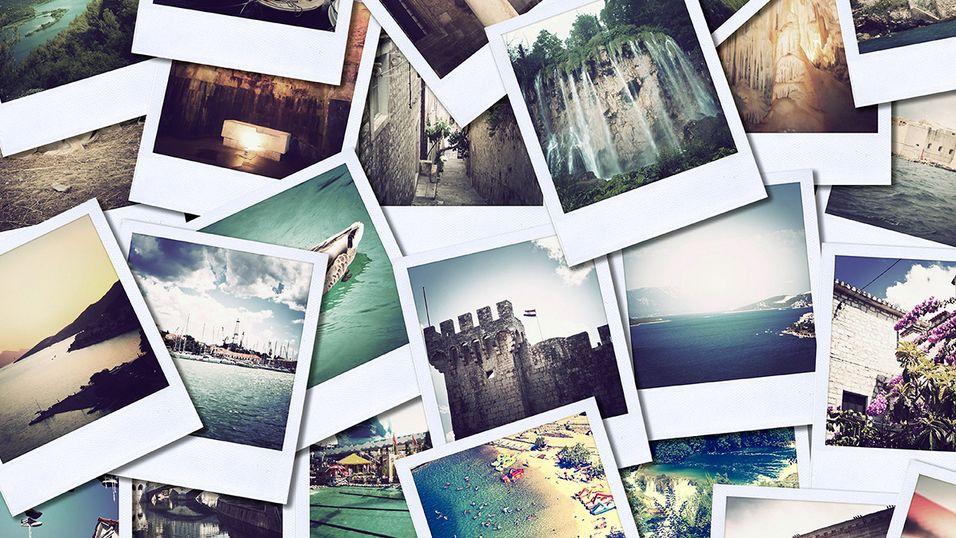 Slik lyver de om bildene på Instagram