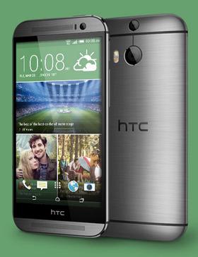 HTC One (M8) selger massevis, ifølge HTC selv.