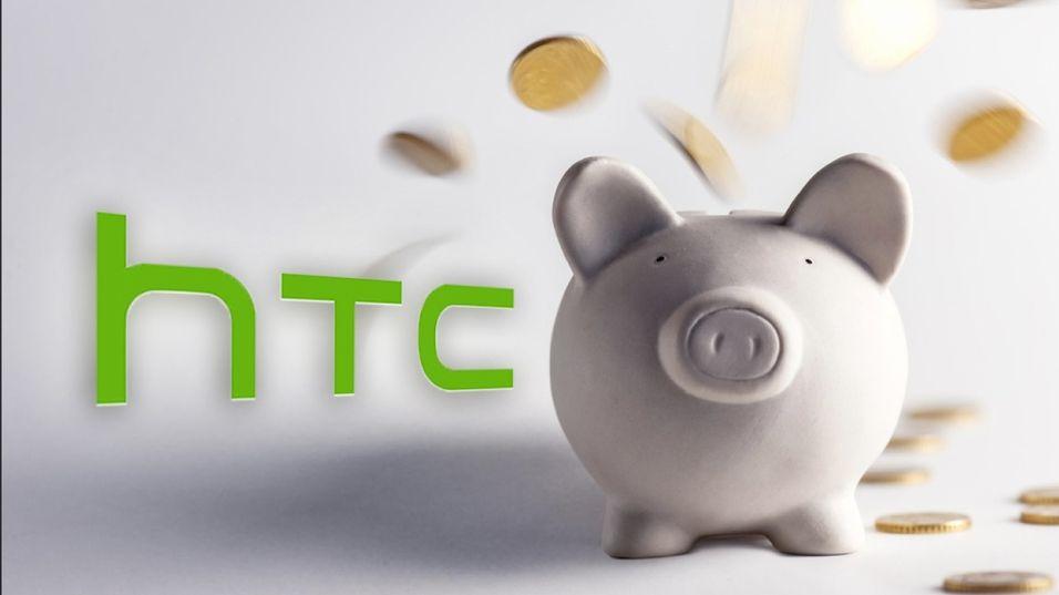 Endelig går det oppover for HTC