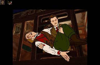 Det banebrytende eventyrspillet The Last Express har en handling som foregår bare uker før første verdenskrig.