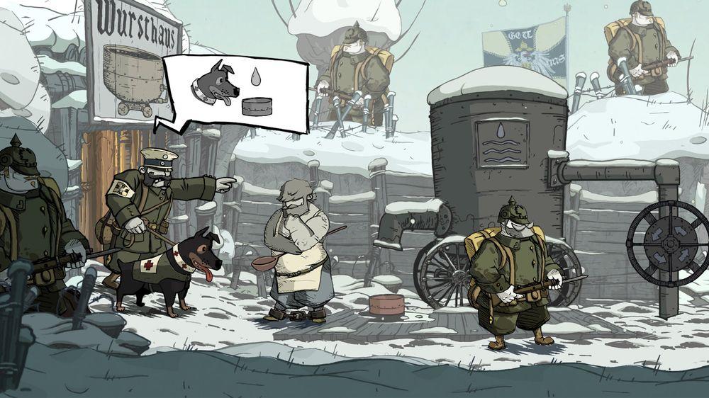 Ubisofts eventyrspill fra første verdenskrig er lærerikt og vakkert.