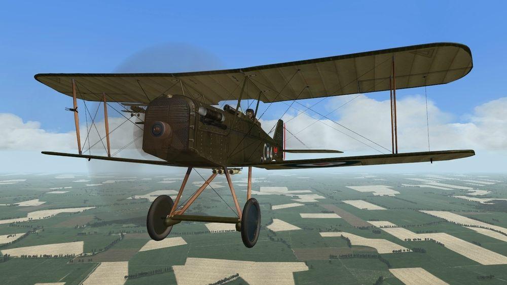 Flyspillet Wings Over Flanders Fields har fått strålende mottakelse.