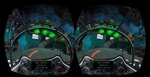 VR-modus.