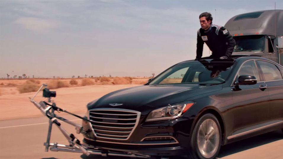 Sjekk ut Hyundais selvkjørende biler