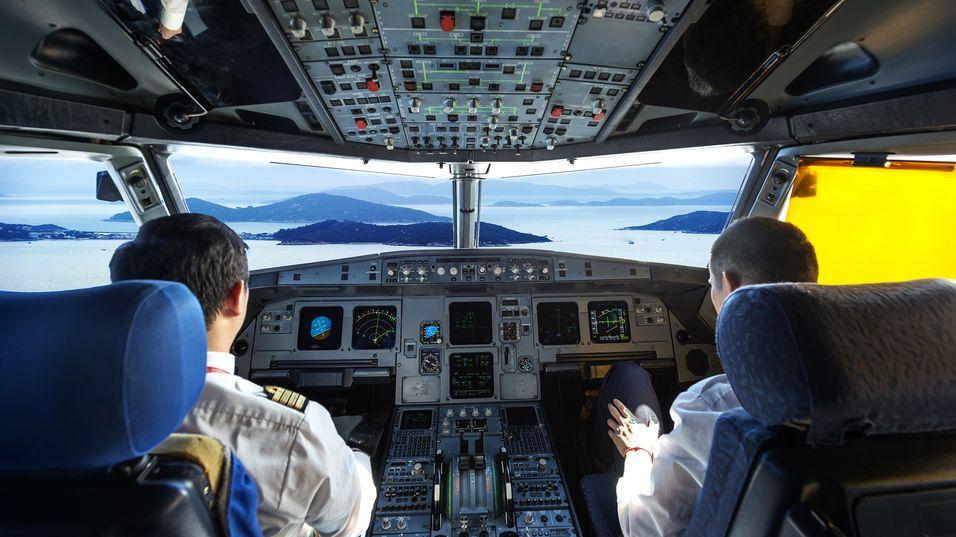 Airbus: Pilotene trenger ikke lenger vinduer