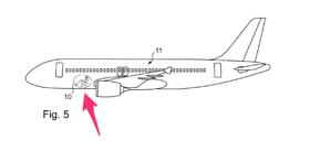 Omtrent hit ønsker Airbus å flytte cockpiten.