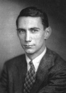 Claude Shannon.