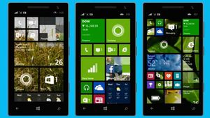 Nokia oppdaterer til Windows Phone 8.1