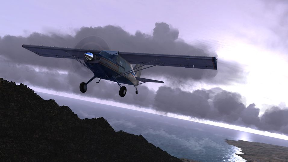 Microsoft stenger Flight