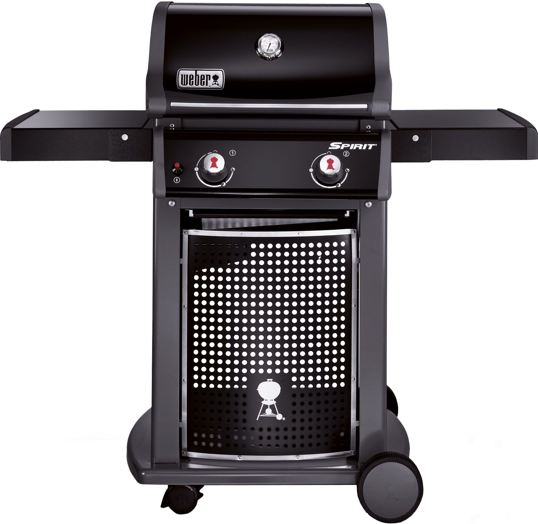 weber spirit e 210 classic grill priser tester og. Black Bedroom Furniture Sets. Home Design Ideas