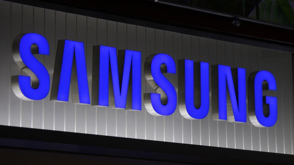 En fjerdedel av Samsung-inntektene tørket vekk