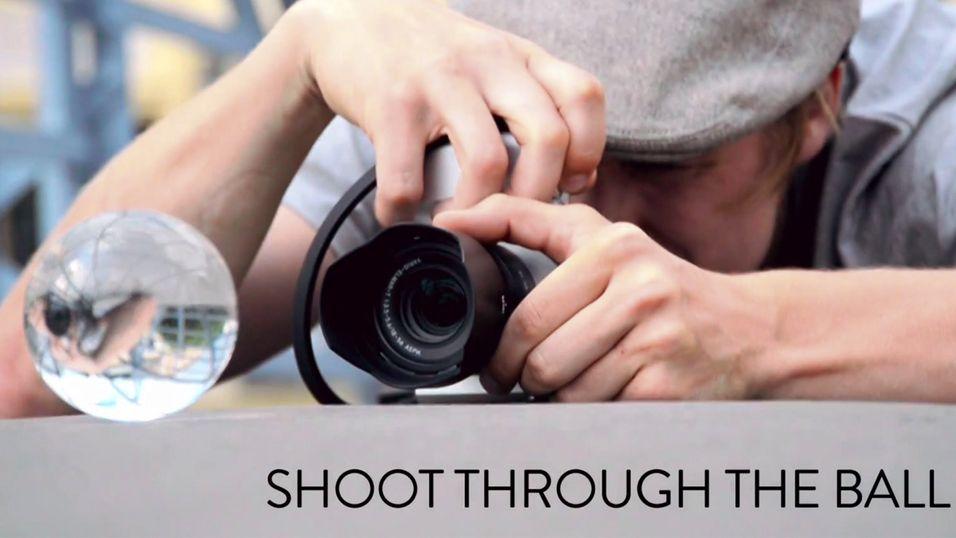 Syv enkle fototriks alle kan gjøre