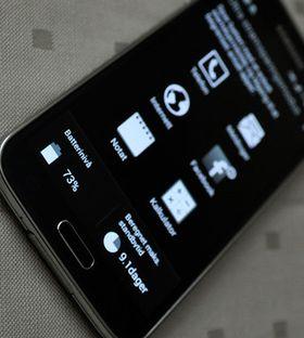 Ultra Power Saving Mode er nok en av funksjonene som videreføres inn i Note 4.