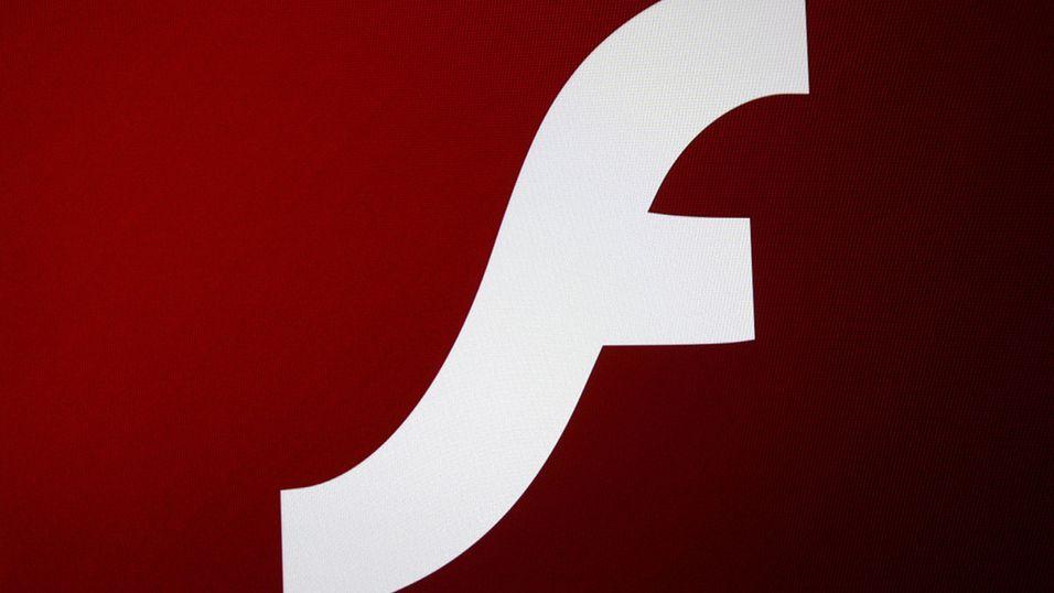 Du bør oppdatere Flash  nå