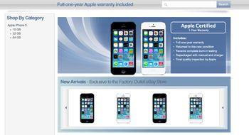 Apples nyeste utsalgssted?