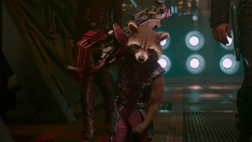 Sjekk ut den nyeste Guardians of the Galaxy-traileren