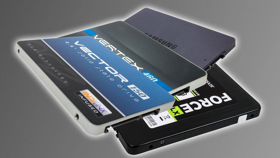 ANBEFALING: Dette er SSD-ene vi vil anbefale