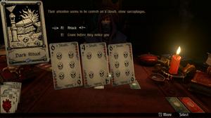Kortspill.
