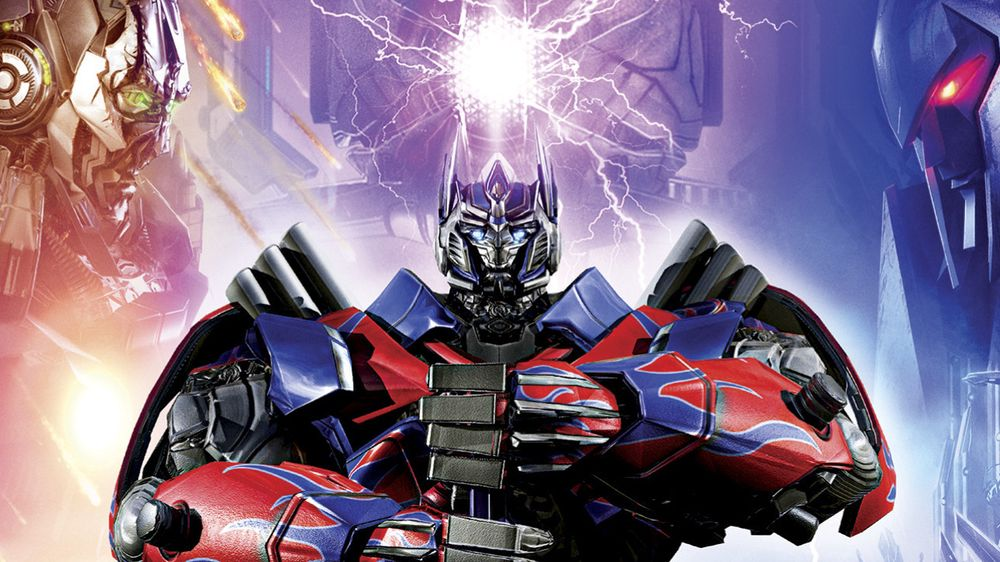 ANMELDELSE: Transformers: Rise of the Dark Spark