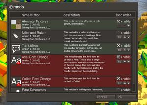 Eksempel fra utvikleren. (bilde: Shining Rock Software).