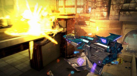 Esplosjoner må til. (Skjermbilde: Edge of Reality/Activision).