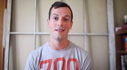 Dette er Zack Danger Brown, mannen som skal gi oss potetsalat for mange titusener amerikanske dollar.