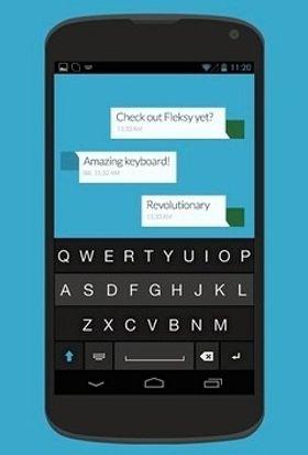 Vil du heller ha et slikt tastatur enn iPhone-tastaturet ditt? Snart er det mulig, også på norsk!