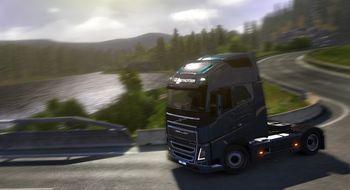 Norske veier i Euro Truck Simulator 2