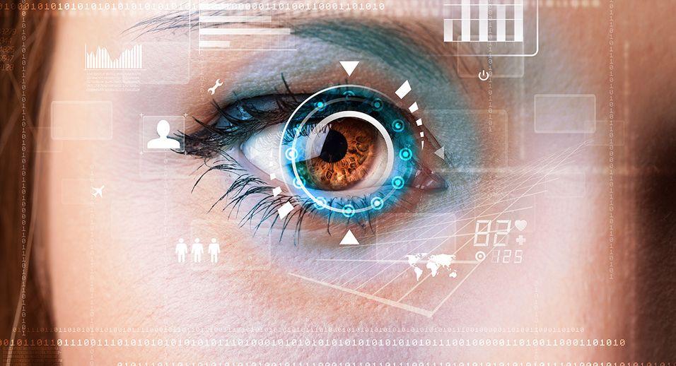 Biometriske låser som bruker øyet som passord er kanskje mest utbredt på film, men nå skal teknologien muligens inn i telefoner også.