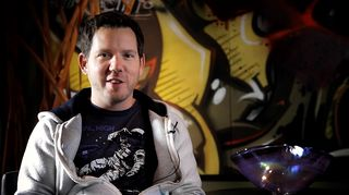 Cliff Bleszinksi er én av over 50 spillfolk som intervjues i filmen.
