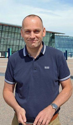 Leder for mobildivisjonen i Telenor, Bjørn Ivar Moen forteller at det aldri før har skjedd at så mye som 40 prosent av datatrafikken i deres mobilnett har gått over 4G.