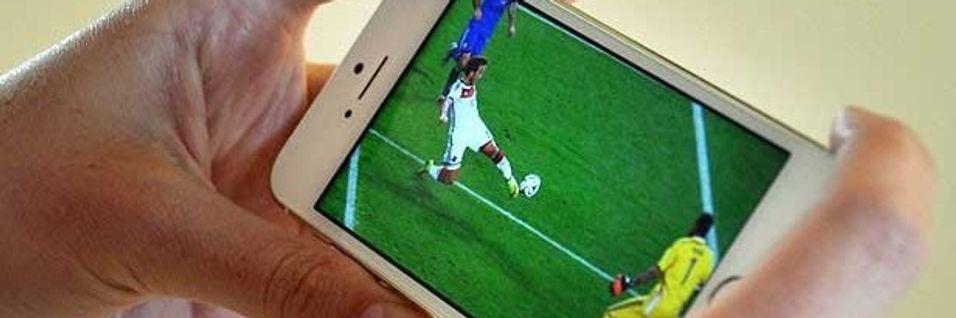 VM ga mobilrekord