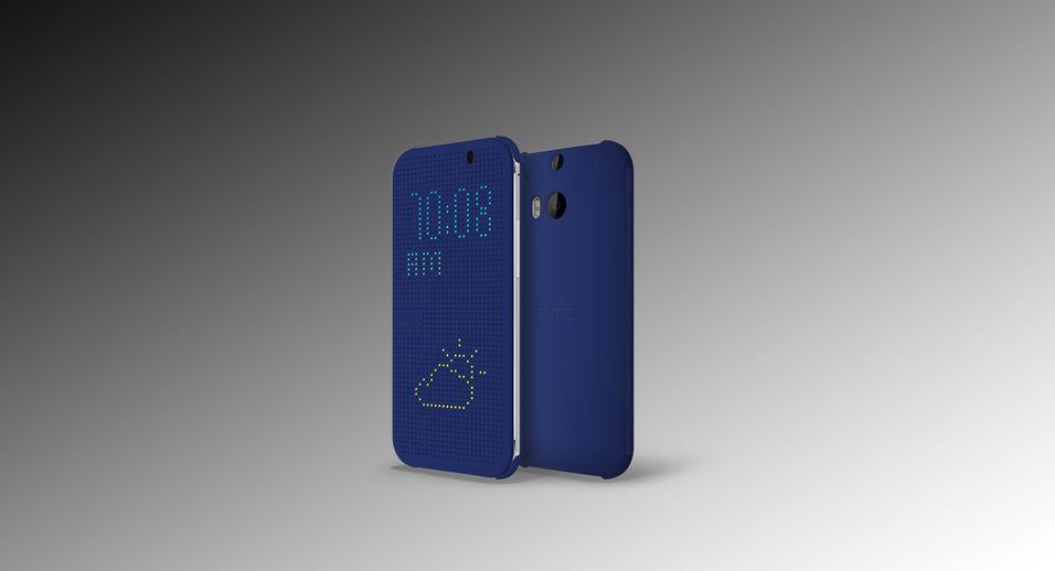 En rekke ukjente HTC-modeller har dukket opp i det som skal være spesifikasjonsarket for selskapets Dot View-deksler.