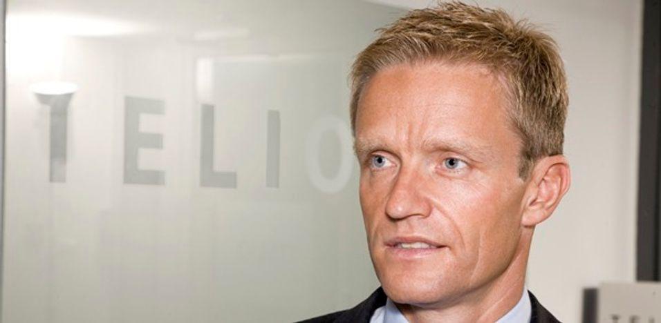 Konsernsjef Eirik Lunde i Telio skal via Nextgentel selge tjenester på toppen av fibernettet til Bofiber i bergensregionen.