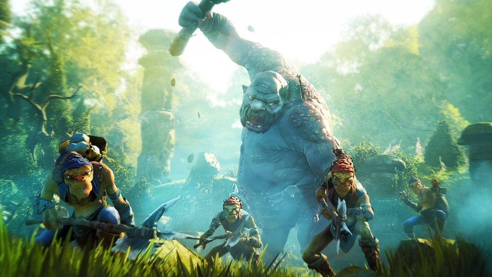 SNIKTITT: Fable Legends