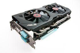De to store viftene på Asus GeForce GTX 780 Strix OC skal stort sett stå stille.
