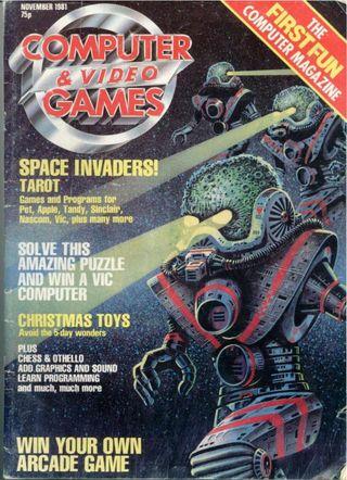 Dette bladet regnes som det første kommersielle spillbladet i verden.