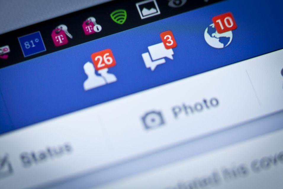 Er Facebook på PC-en avleggs?