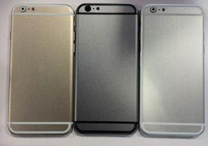 Vi har sett en rekke forskjellige designforslag til hvordan forsiden av telefonen kan se ut, men baksiden virker det som om ryktebørsen er noenlunde enige at vil se omtrent slik ut.