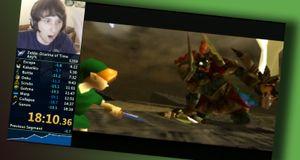 Her setter han ny verdensrekord i Ocarina of Time