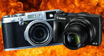 Dette er de fem heteste digitalkameraene akkurat nå