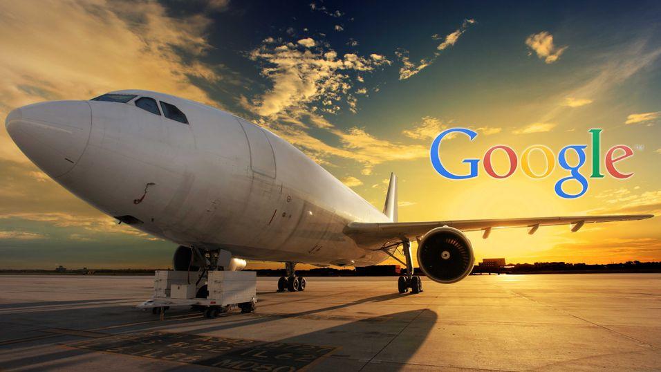 Nå kan Google finne det beste og billigste flyet for deg